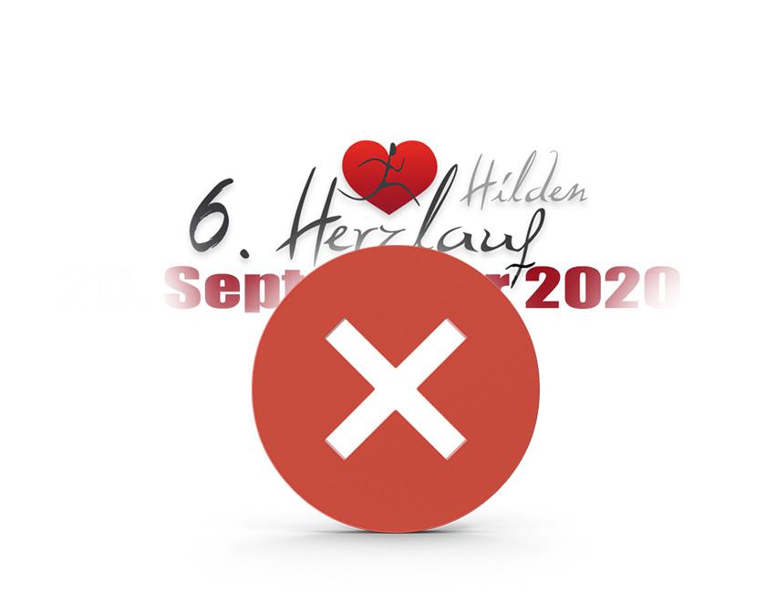 Absage 6 Herzlauf-Hilden 2020